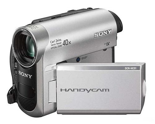kamera cyfrowa CCD