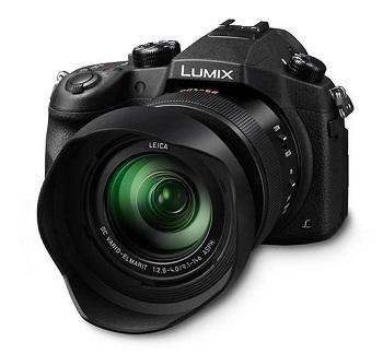 aparat cyfrowy kompaktowy Panasonic Lumix DMC FZ1000 kolor czarny