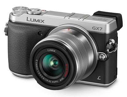 bezlusterkowiec Panasonic Lumix DMC-GX7