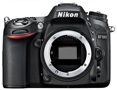 lustrzanka cyfrowa Nikon D7100 kolor czarny, z matrycą CMOS o rozdzielczości 6000x4000 i efektywną liczbą pikseli 24,1 Mpx