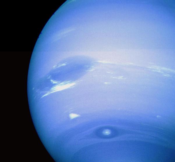 Zdjęcie planety Uran