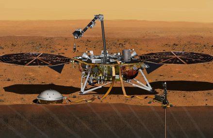 Misja lądownika InSight na planetę Mars