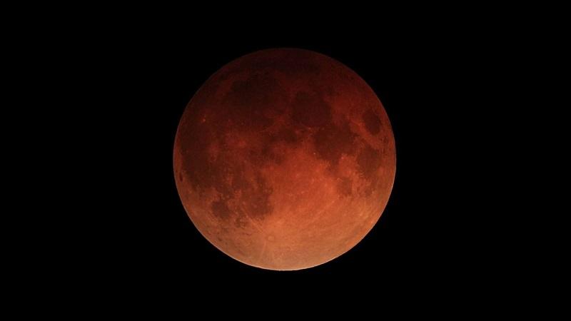 zaćmienie Księżyca z 27 lipca 2018 roku
