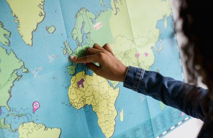 Prezent dla wielbiciela kartografii – 3 inspirujące pomysły