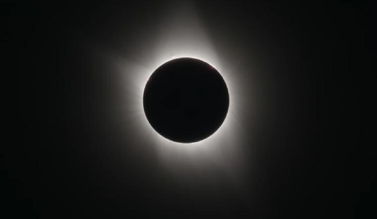 całkowite zaćmienie Księżyca na świecie