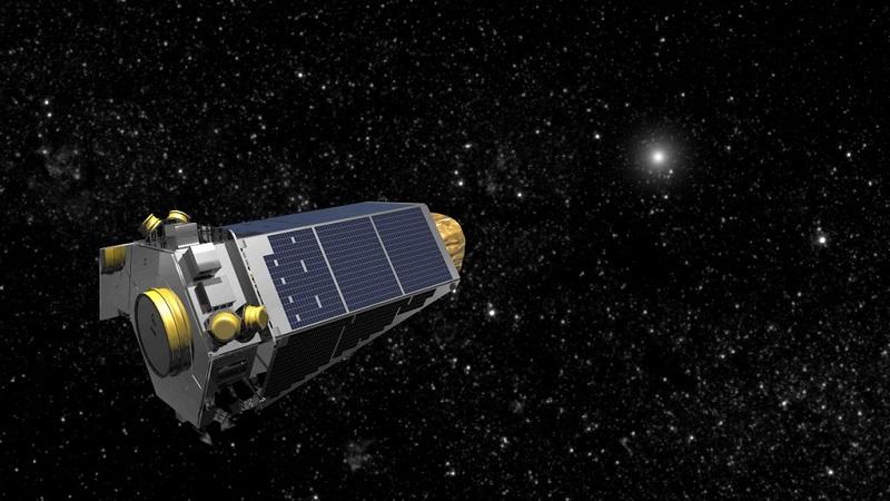 Kosmiczny Teleskop Keplera. Fotografia: www.astronautinews.it.