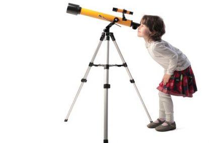 Teleskop dla dziecka