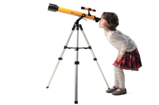 teleskop dla dziecka na początek