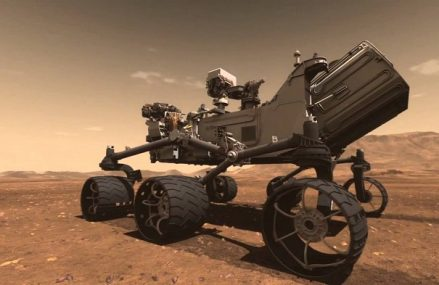 Nowe odkrycie łazika Curiosity na powierzchni Marsa