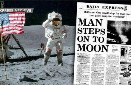 50 lat od lądowania pierwszego człowieka na Księżycu