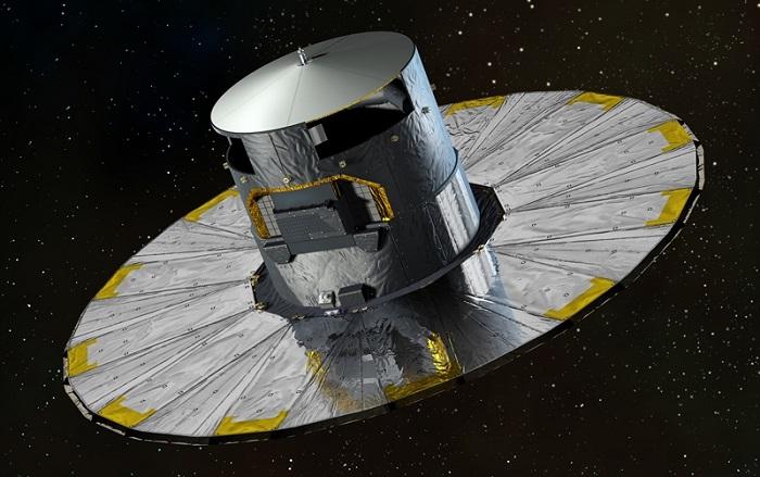 satelita Gaia