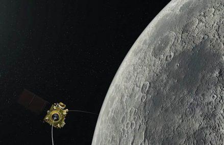 Niepowodzenie misji lądowania na Księżycu indyjskiej sondy Chandrayaan 2