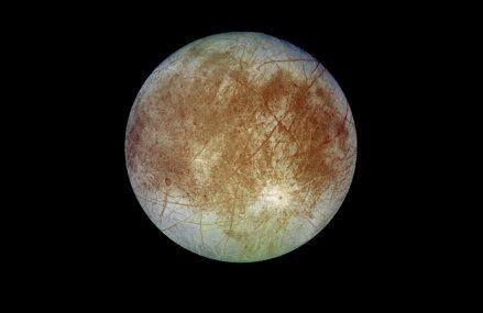 Co wiemy o Europie? Poznajemy księżyce Jowisza