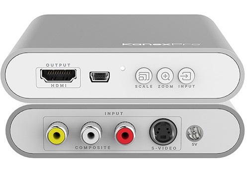 konwerter video analogowo-cyfrowy