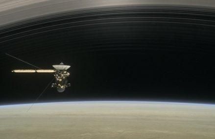 Misja sondy Cassini-Huygens