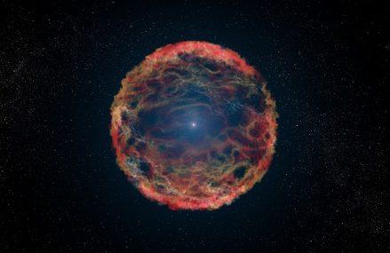 Zjawisko anihilacji w kosmosie
