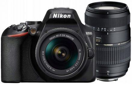 Lustrzanka Nikon D3500 – dane techniczne i charakterystyka aparatu