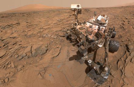 Osiągnięcia łazika Curiosity w 2019 roku