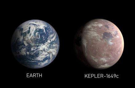 Dane z Kosmicznego Teleskopu Keplera ujawniły nową egzoplanetę bliską Ziemi