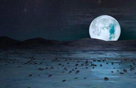 Dziś obserwujemy ostatni Superksiężyc w 2020 roku. 7 maja to czas Pełni Kwiatowego Księżyca!