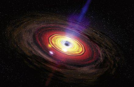 Centrum Drogi Mlecznej emituje spoty radiowe z dysku akrecyjnego Sagittariusa A*