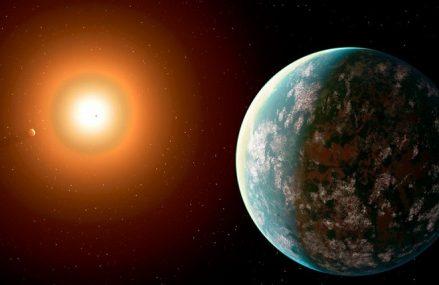 Nowa superziemia w naszej Galaktyce, oddalona o 25 tysięcy lat świetlnych