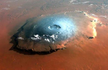 Duże pokłady wody na Czerwonej Planecie