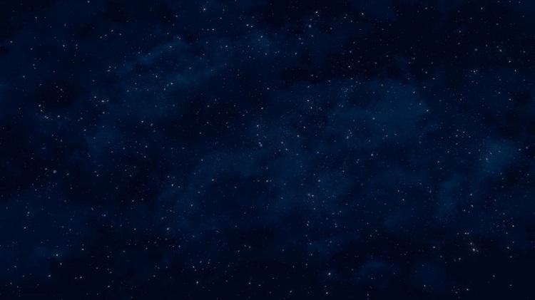 gwiazdy na nocnym niebie