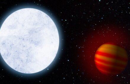 Układ KELT-9 skrywa gazowego olbrzyma z rekordowymi temperaturami na powierzchni