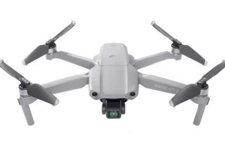 Kompaktowy dron DJI Mavic Air 2 dla pasjonatów i profesjonalistów