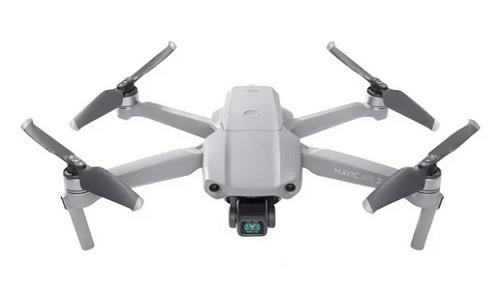 dron profesjonalny DJI Mavic Air 2, z wbudowaną kamerą 4K UHD