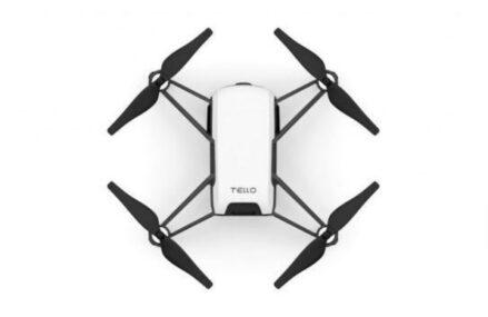 Dron zabawka DJI Ryze Technology Tello w cenie około 400 zł