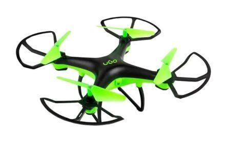 Dron uGo Fen 2.0 URC-1312 – zabawka dla początkujących w cenie do 200 zł