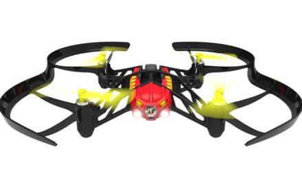 Rekreacyjny dron Parrot Airbone Night Blaze – możliwości amatorskiego sprzętu do 100 zł