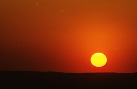 NASA przybliża nam efekt zachodu Słońca na innych planetach i nie tylko