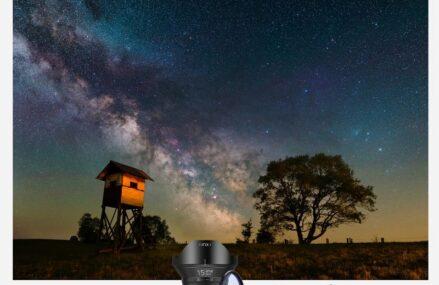 """Warsztaty Irix – """"Gwiazdy w Bieszczadach"""" w dniach 16-18.08.2020. Szkolenie z astrofotografii prowadzone przez Light-Guides.pl."""