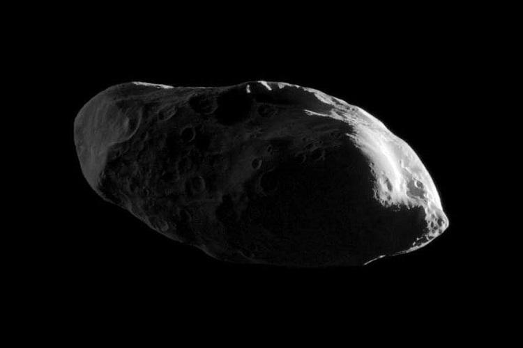 Prometeusz - nieregularny naturalny satelita Saturna