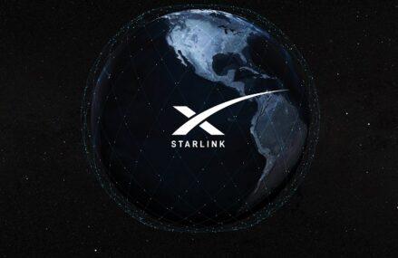 Starlink – sieć satelitów przyszłością Internetu?