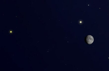 Niezwykła koniunkcja Jowisza i Saturna z 21 grudnia 2020