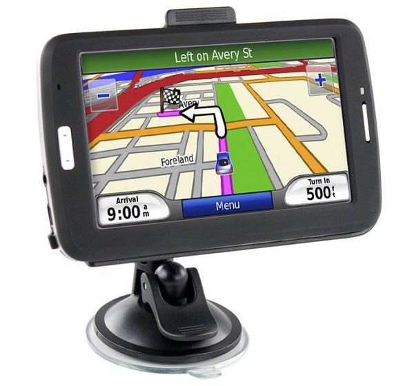 nawigacja samochodowa z lokalizatorem GPS