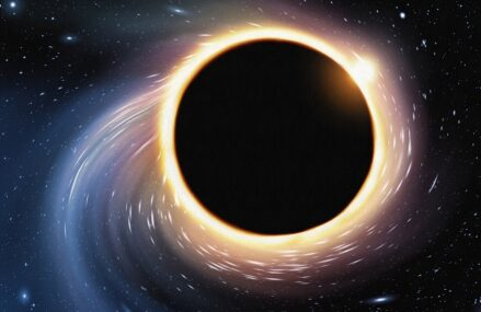 W galaktyce J0437+2456 znajduje się czarna dziura poruszająca się z dużą predkością