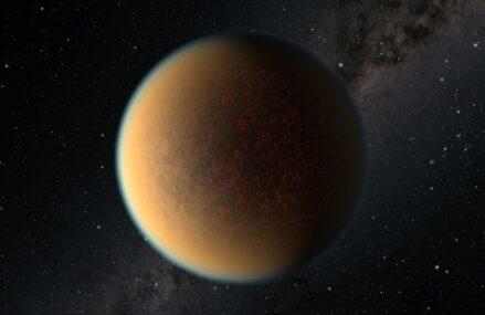 Planeta GJ 1132b ze znikającą atmosferą