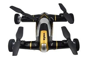 dron pojazd jeżdżący