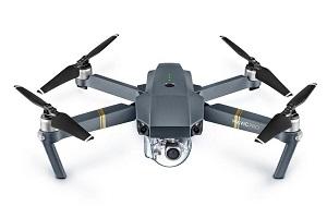 dron typu quadrocopter