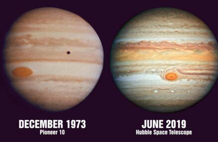 Wielka Czerwona Plama na Jowiszu – co o niej wiemy? Czy faktycznie zanika?