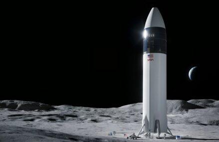 Start i dłuższy lot statku Starship SN15 zakończony powodzeniem
