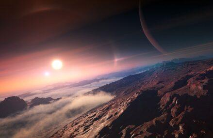 Planety hyceańskie z ogromnymi oceanami. Czy może istnieć na nich życie?
